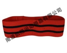 腿部训练带(红黑条纹)